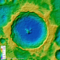 LROC WAC Tycho crater stereo digital terrain model.png