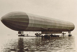 LZ 2 - Image: LZ 2 Flug 1905
