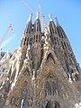 La Sagrada Familia , Barcelona , España. - panoramio.jpg