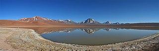 Lejía Lake lake in Chile