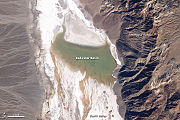 Lake Badwater, Death Valley, 2005