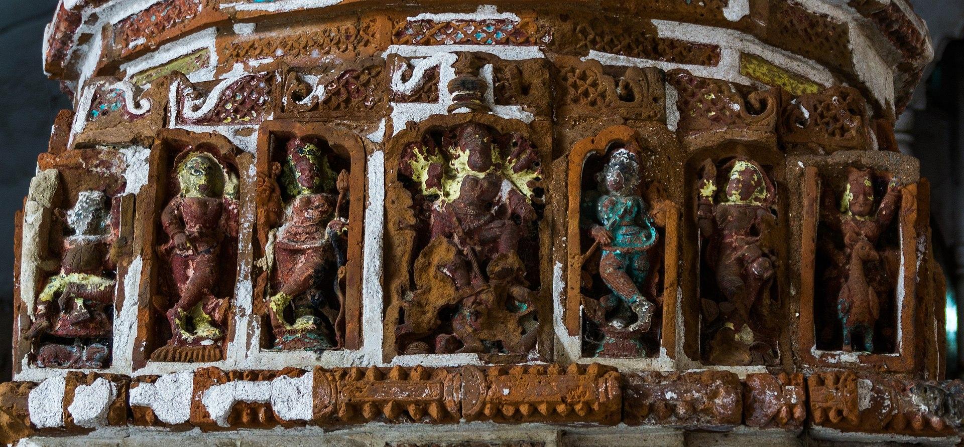 Lalji Temple - Kalna - Inner Panel - 4.jpg
