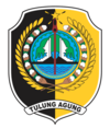 Official seal of Tulungagung Regency