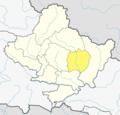 Lamjung Gandaki locator.png