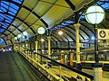 Lamps in Newcastle Central station (2) (geograph 3094897).jpg