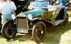 Lancia Lambda - Image: Lancia Lambda 1923
