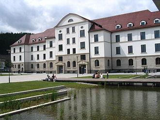 Landesgymnasium für Hochbegabte Schwäbisch Gmünd - Image: Landesgymnaium für Hochbegabte