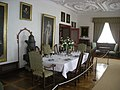 Langenburg Jul 2012 64 (Schloss Langenburg - New Dining Room).JPG