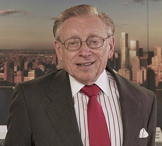 Larry Silverstein American businessman