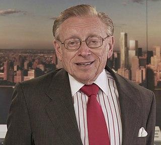 Larry Silverstein American businessman