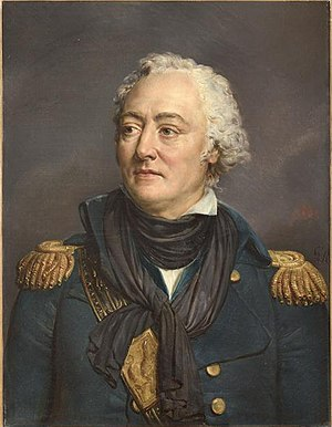 Saint-Domingue expedition - Admiral Louis-René Levassor de Latouche-Tréville.
