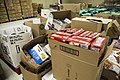 Laughlin stocks food bank with largest donation yet 151112-F-UQ244-001.jpg