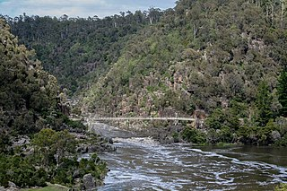 South Esk River river in Australia
