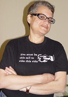 Laura Antoniou American novelist