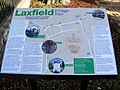 Laxfield Village Trail Sign - geograph.org.uk - 1597978.jpg