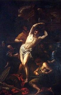 image of Lazzaro Baldi from wikipedia