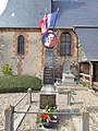 Le Hamel (Oise) - Monument aux morts -IMG 20190715 171216 02.jpg