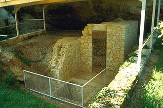 Peyzac-le-Moustier - Prehistoric site of Le Moustier