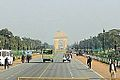 Le Raj Path et l'India Gate (New Delhi) (8480539344).jpg