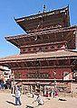 Le Temple de Bhairabnath (Bhaktapur) (8563745630).jpg