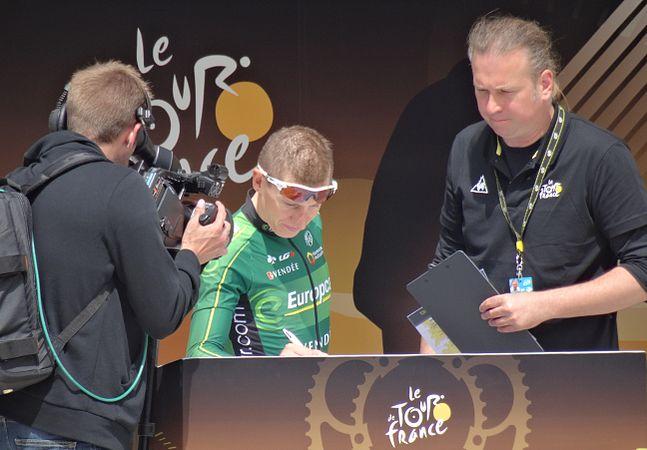 Le Touquet-Paris-Plage - Tour de France, étape 4, 8 juillet 2014, départ (B013).JPG