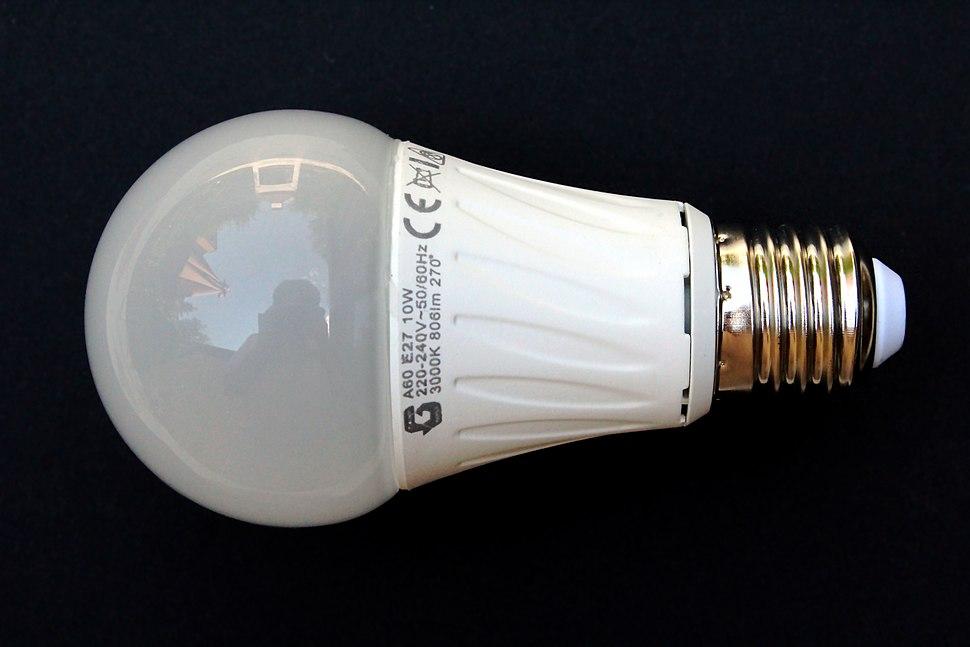Led-lampa