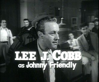 Pine Brook Country Club - Lee J. Cobb from 1954's  On the Waterfront movie trailer