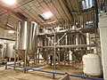 Leeds Brewery- new fermentation tanks (geograph 5621751).jpg