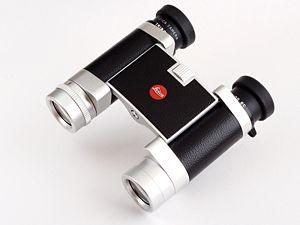 """Binoculars - Binoculars with Schmidt-Pechan """"roof"""" prisms"""