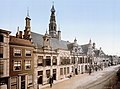 Leiden - Stadhuis 1900.jpg