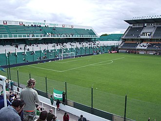 Estadio Florencio Sola - Image: Lenchosolabanf
