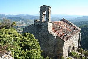 Les Aires - Chapel St-Michel