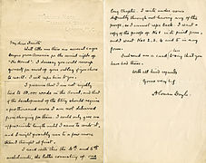 Letter (message) - Wikipedia