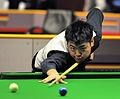Liang Wenbo at Snooker German Masters (Martin Rulsch) 2014-01-30 02.jpg