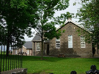 Liff, Angus - Liff Primary School – geograph.org.uk – 21402