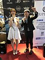 Lily Cao and Seven Wang 20190713j.jpg