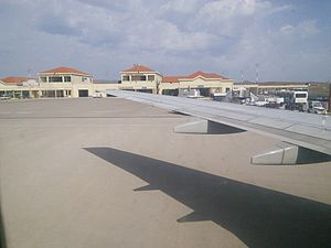 Lemnos International Airport - Image: Limnos Airport