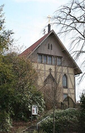 Hürben (Krumbach) - Image: Lindlkirche Krumbach 2
