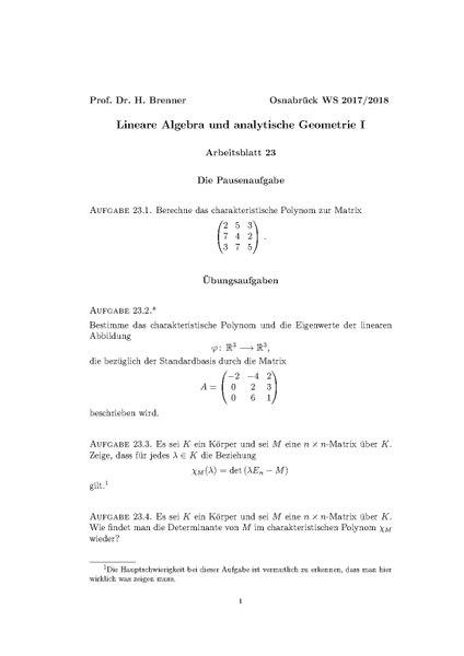 File:Lineare Algebra (Osnabrück 2017-2018)Teil IArbeitsblatt23.pdf ...