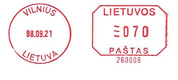 Lithuania stamp type CE1.jpg