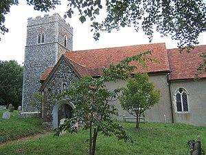 Little Blakenham - Image: Little Blakenham Church of St Mary