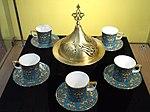 Little world, Aichi prefecture - Turkish culture exhibition - Coffee set.jpg