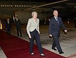 Llegada de Theresa May, primera ministra del Reino Unido (44294573960).jpg