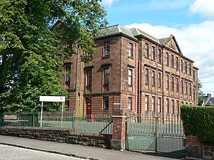 East Ayrshire - Loanhead Primary, dating back to 1905, has benefited from £2.3 million restoration work