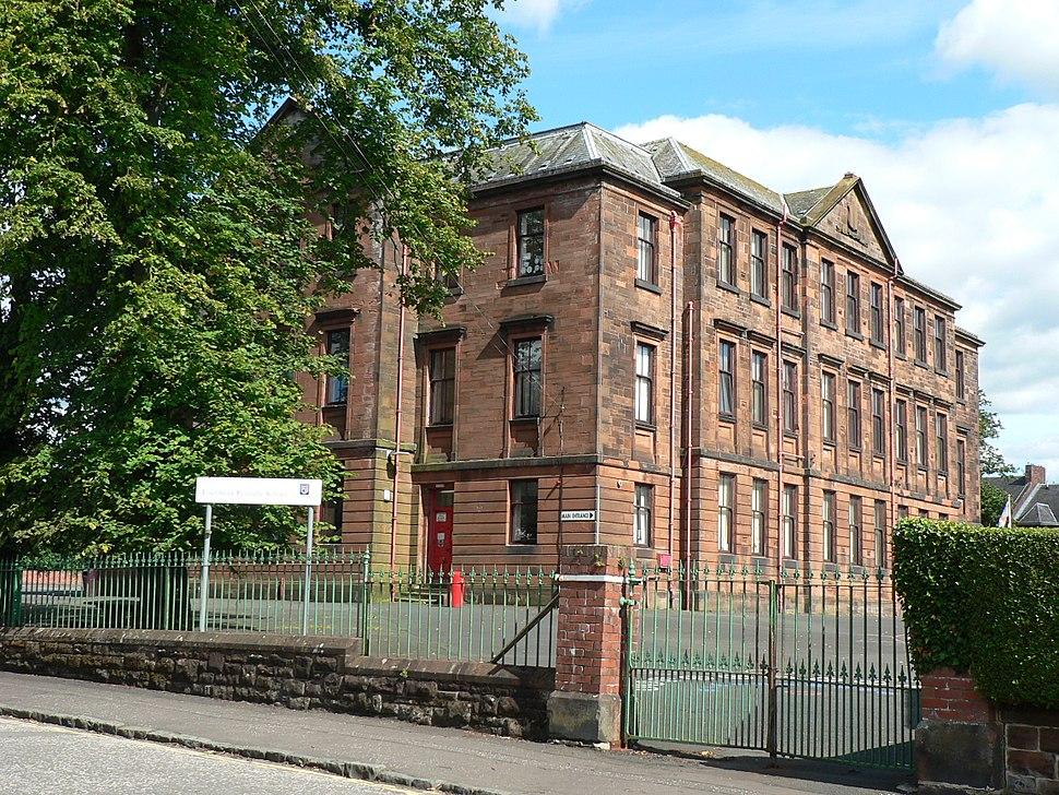 Loanhead Primary School, Kilmarnock, Scotland