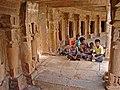 Local Boys at Chausath Yogini Temple Mitawali.jpg