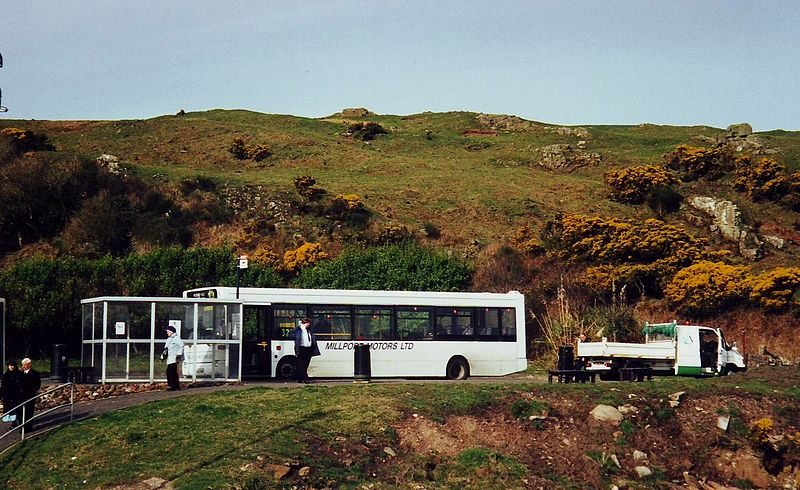 File:Local service, Great Cumbrae (10360621724).jpg