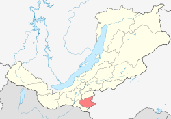 Location Of Bichursky District (Buryatia).svg