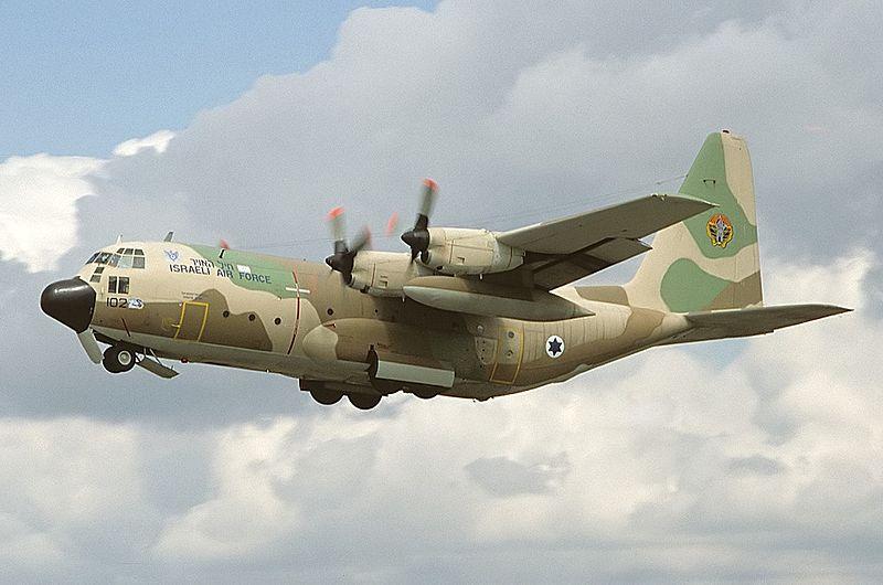 File:Lockheed C-130H Hercules (L-382) (Karnaf), Israel - Air Force AN1324616.jpg