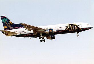 ATA Airlines - An ATA Lockheed L-1011-1